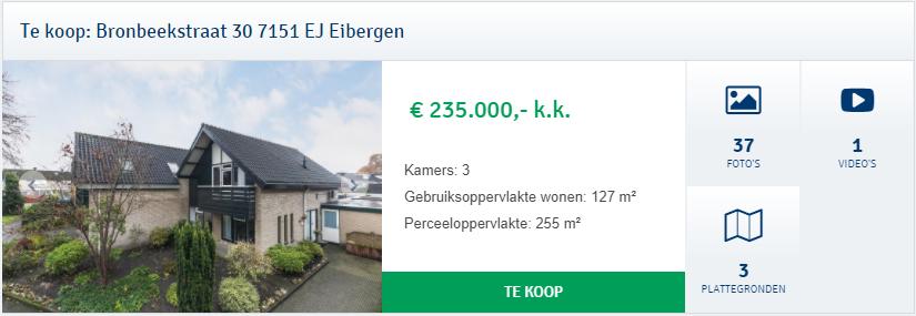 bronbeekstraat 30 eibergen